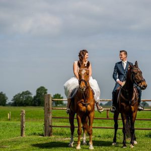 Bruiloft Chantal en Gerben Talen - van der Horst