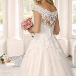 romantische trouwjurk 331100