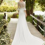 Elegante trouwjurk